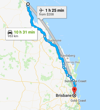 removalist mackay to townsville